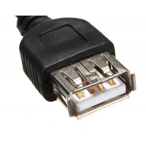 POWERTECH Ανταπτορας USB female, για PT-271 τροφοδοτικο