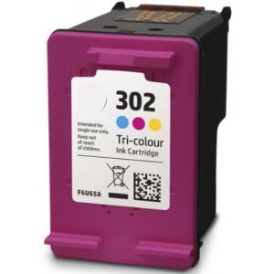 Συμβατο Inkjet για HP 302XL, Tri-colour
