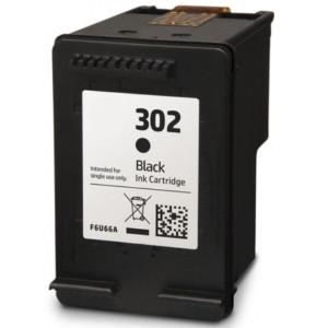 Συμβατο Inkjet για HP 302XL, Black