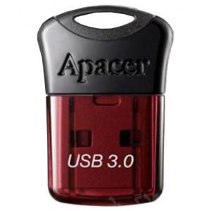 APACER USB Flash Drive AH157, USB 3.0, 16GB, Red