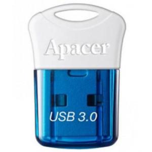APACER USB Flash Drive AH157, USB 3.0, 32GB, Blue
