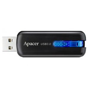 APACER USB Flash Drive AH354, USB 3.0, 32GB, Black