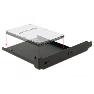 DELOCK Tray μετατροπης απο PC slot σε 1x 2.5