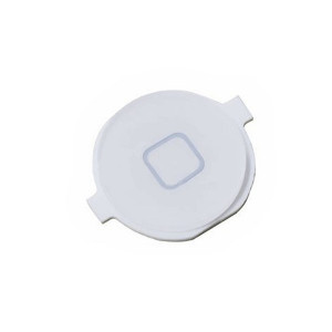 Πληκτρο Home button για iPhone 4G, White