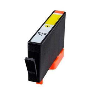 Συμβατο Inkjet για HP, 935 XL, 14.6ml, Yellow