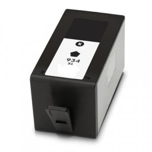 Συμβατο Inkjet για HP, 934 XL, 56.6ml, Black