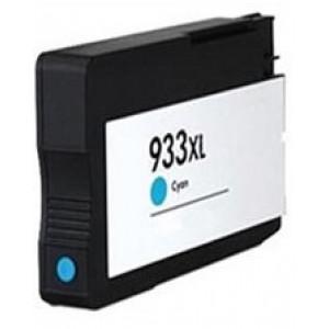 Συμβατο Inkjet για HP, 933 XL, 14ml, Cyan
