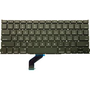 Πληκτρολογιο για Macbook a1425, US, Black