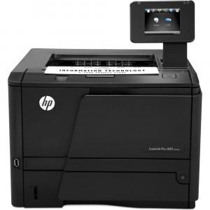 HP used Printer LaserJet Pro 400 M401dn, Mono,  με toner 20 εως 100%