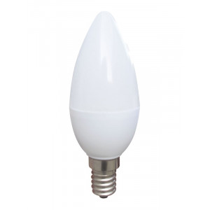 OMEGA LED Λαμπα Candle 3.2W, Neutral White 4200K, E14