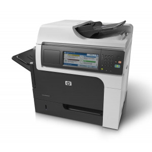 HP used Multifunction Printer M4555 MFP, Laser, Mono, toner 10-90%