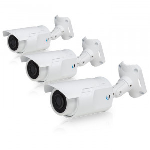UBIQUITI UniFi Video Camera 3-pack UVC-3 (ΕΩΣ 12 ΑΤΟΚΕΣ ΔΟΣΕΙΣ)