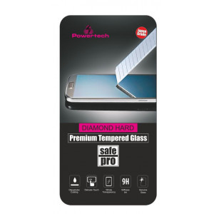 POWERTECH Tempered Glass 9H (0.33mm), Full Cover, για Galaxy S6 edge