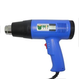 BEST Πιστολι θερμου αερα BST-8016, με LCD οθονη