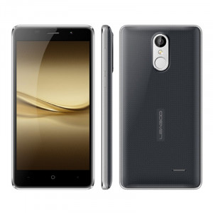 "LEAGOO Smartphone M5, 5"" IPS, Quad Core, 2GB RAM, Fingerprint, Gray M5-GR"
