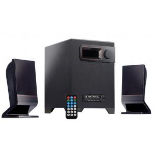 REINA Ηχεια RT-3041 2.1, 8W + 2x 4W, USB/FM/SD, Τηλεχειριστηριο