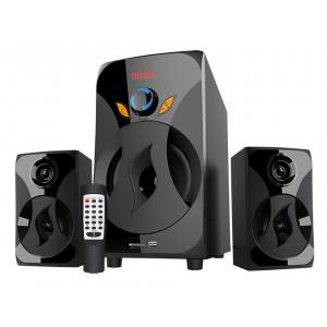 REINA Ηχεία RT-3073 2.1, 15W + 2x 10W, USB/FM/SD, Τηλεχειριστήριο
