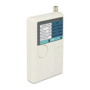 DELOCK Tester για RJ45 - RJ12 - BNC - USB καλωδια