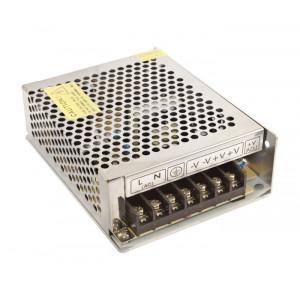FOREVER Μετασχ/τής FL-M12-100, 220V/12V 100W, για LED, μη αδιάβροχος