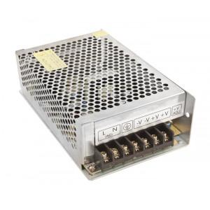 FOREVER Μετασχ/τής FL-M12-150, 220V/12V 150W, για LED, μη αδιάβροχος