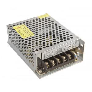 FOREVER Μετασχ/τής FL-M12-50, 220V/12V 50W, για LED, μη αδιάβροχος