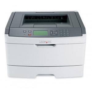 LEXMARK used Printer E462DTN, Laser, Mono, με Toner