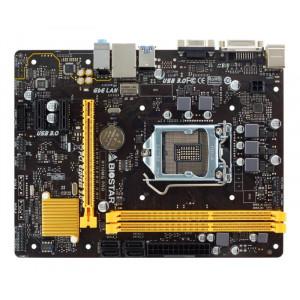 BIOSTAR μητρικη H110MD PRO, s1151, 2xDDR3L, DVI, USB 3.0, mATX