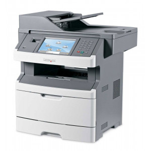 LEXMARK used MFP Printer X463DE, Laser, Mono, extra tray, toner 25-90%