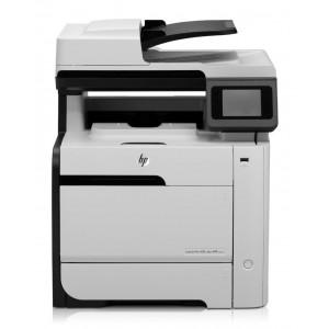 HP used Εκτυπωτης LaserJet M475dn, Color, MFP, toner απο 10% εως 100%