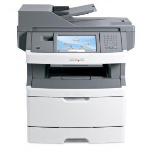 LEXMARK used MFP Printer X464DE, Laser, Mono, toner από 20% εώς 80% (ΕΩΣ 3 ΑΤΟΚΕΣ ΔΟΣΕΙΣ)