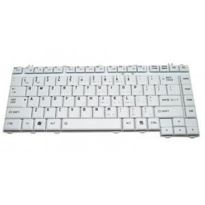 Πληκτρολογιο Αντ. Για Toshiba Satellite A200 A205 A210 Series US Ασπρο