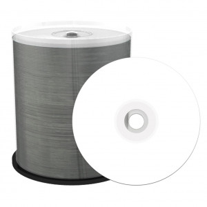 MR DVD-R 4.7GB 120min 16x - Cake 100, inkjet fullsurface printable,