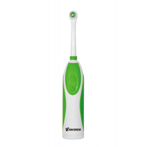 VAKOSS Ηλεκτρική Οδοντόβουρτσα PE-5723WE, Green