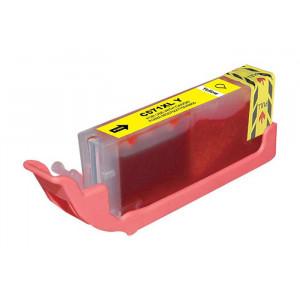 Συμβατο Inkjet για CANON, 571 XL, 12.2ml, Yellow