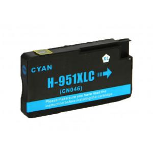 Συμβατο Inkjet για HP, 951 XL, 26ml, Cyan