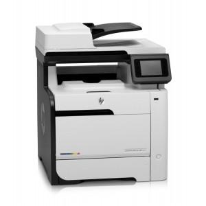 HP used Multifunction Printer MFP M475dw, Laser, Color, toner 20-100%