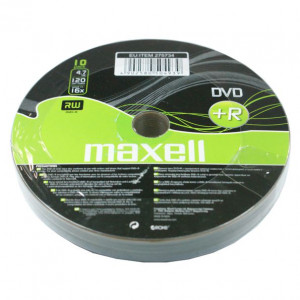 Maxell DVD+R 4,7Gb 10 Cake box 16x