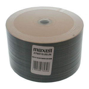 MAXELL DVD-R 50 Spindle Printable - 16X