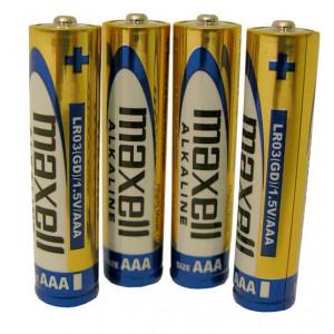 MAXELL Αλκαλικές μπαταρίες μεγέθους AAA