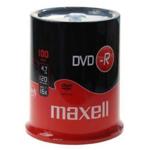 Maxell DVD-R 16x 120min 4,7Gb 100 Cake