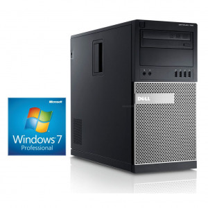 DELL used Η/Υ Tower OptiPlex 790, i3-2nd Gen, 4GB, 250GB,Win 7 Pro