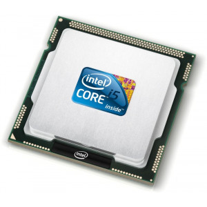 INTEL used CPU Core i5-520M, 2.40 GHz, 3M Cache, FCLGA1156 (Notebook)