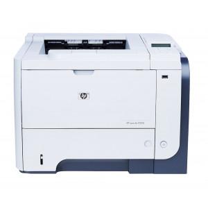HP used Printer LaserJet Enterprise P3015dn, Monochrome, no toner