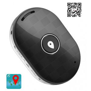 Mini GPS Eντοπισμου Θεσης Q60, 400mAh, Αδιαβροχο, Black