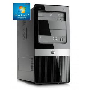 HP used Η/Υ 3130 Tower, i3-550, 4GB, 320GB HDD, DVD, Win 7