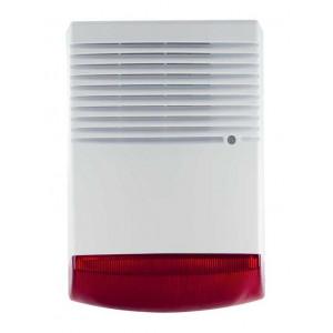 Σειρηνα εξωτερικου χωρου BS-1W, LED, Red