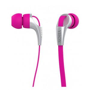 YISON ακουστικά HANDSFREE (ON/OFF) - PINK
