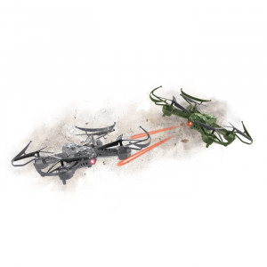 FOREVER Drone Sky Soldiers, 2x Gaming Drones