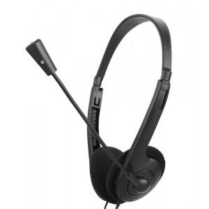 OVLENG 3.5mm Headset L900MV, Microphone, Black
