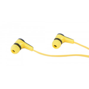 OVLENG Ακουστικά Handsfree IP150, On-Off, Yellow